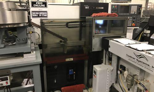 machine loading, machine loading robots, toellner systems